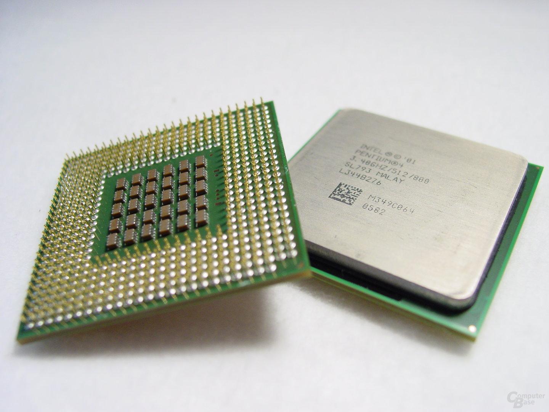 """Pentium 4 3,4 GHz """"Northwood"""""""
