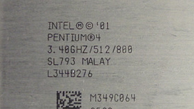 Intel Pentium 4 3,4 GHz im Test: Heiße Aufholjagd