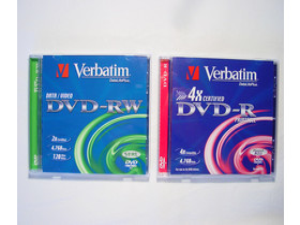 Verbatim DVD-R und DVD-RW
