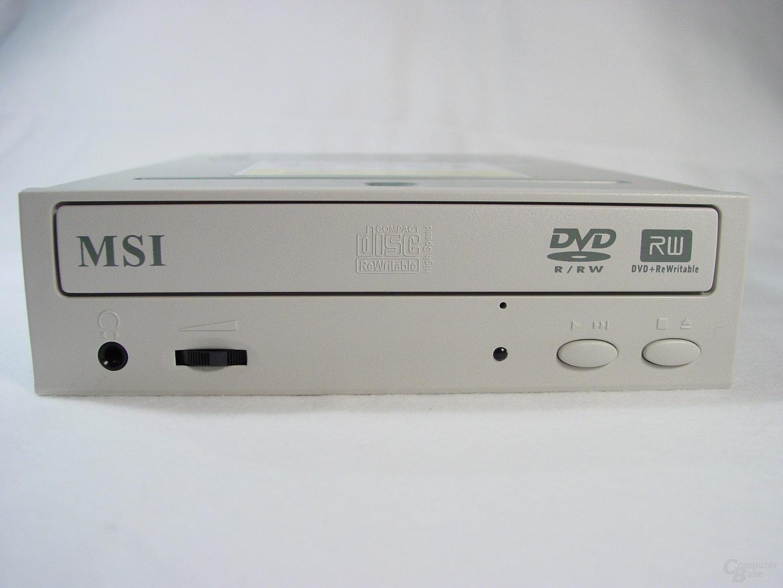 MSI DR8-A Vorderansicht