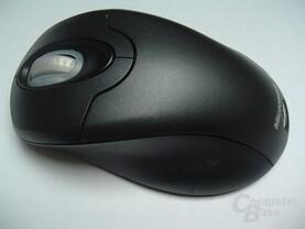 Gesamtansicht der Maus
