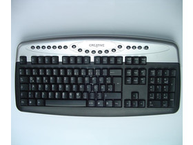 Creative Tastatur ohne Handauflage