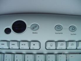 Vergrößerung Multimediatasten rechts
