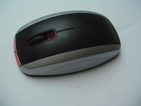 Maus Schrägsicht (CyMotion Master Solar)
