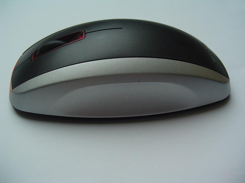 Maus Seitenansicht (CyMotion Master Solar)