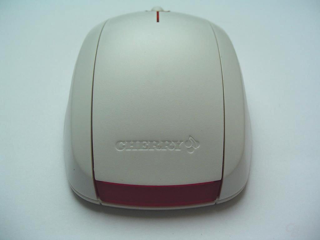 Rückansicht der Cherry Maus