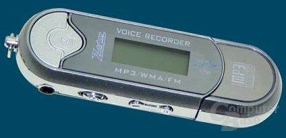 Z-Cyber Proton MP3 Player
