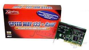 Z-Cyber Speedway133 Raidcontroller