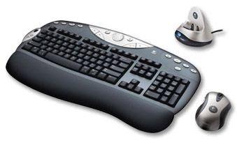 Logitech Cordless Desktop MX