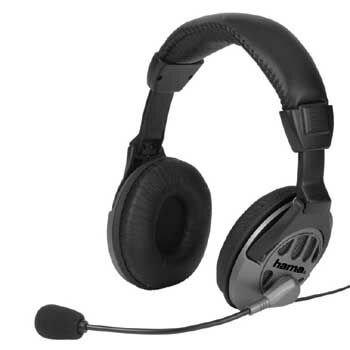 HAMA PC-Headset CS-408