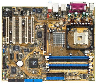 Asus P4R800-V