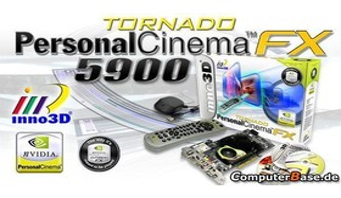 Inno3D Tornado Personal Cinema FX 5900