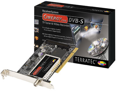 Terratec Cinergy1200DVBS - 2