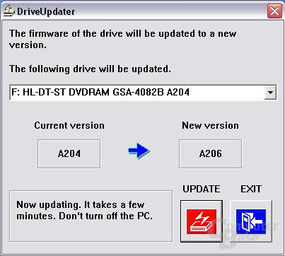 LG Firmwareupdate A204 -> A206