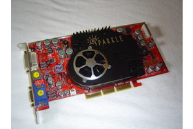 Sparkle GeForce FX 5900 XT
