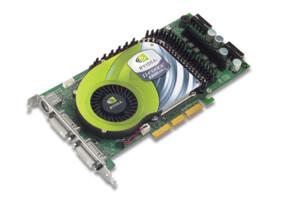 GeForce 6800 Ultra Referenzkarte (Bild: nVidia)