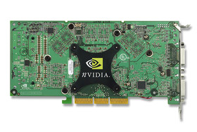 GeForce 6800 Ultra Referenzkarte (Bild: nVidia)