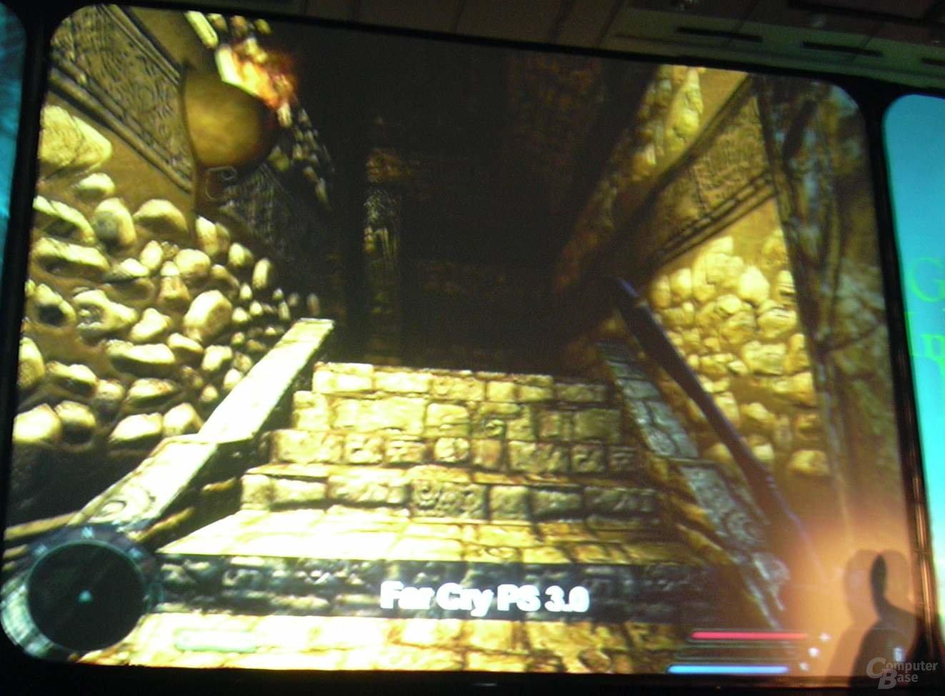 Far Cry mit Pixelshader 3.0