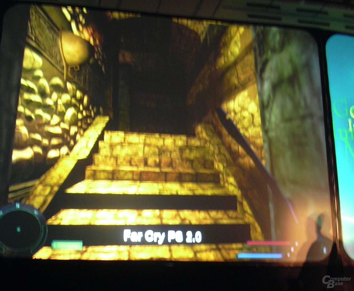 Far Cry mit Pixelshader 2.0