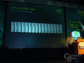 David Kirk stellt die 16 Pipelines vor
