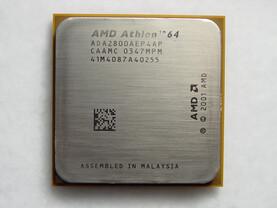 Athlon 64 2800 von oben