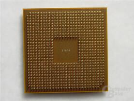 Athlon 64 2800+ von unten