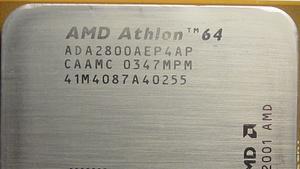 AMD Athlon 64 2800+ im Test: Der neue Zwerg im Bunde