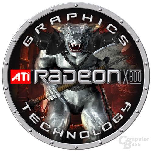Radeon X800 Logo