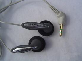 Creative Ohrhörer