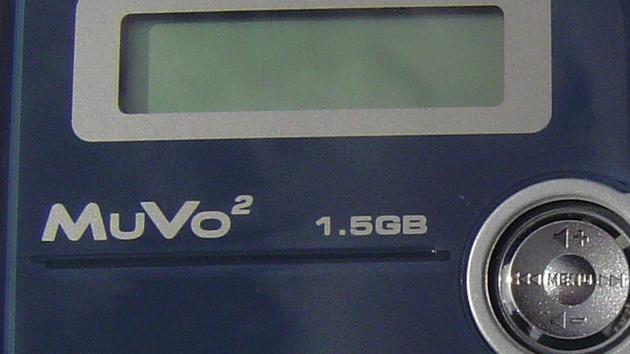 Creative MuVo² 1,5 GB im Test: Quadratisch und trotzdem eine runde Sache