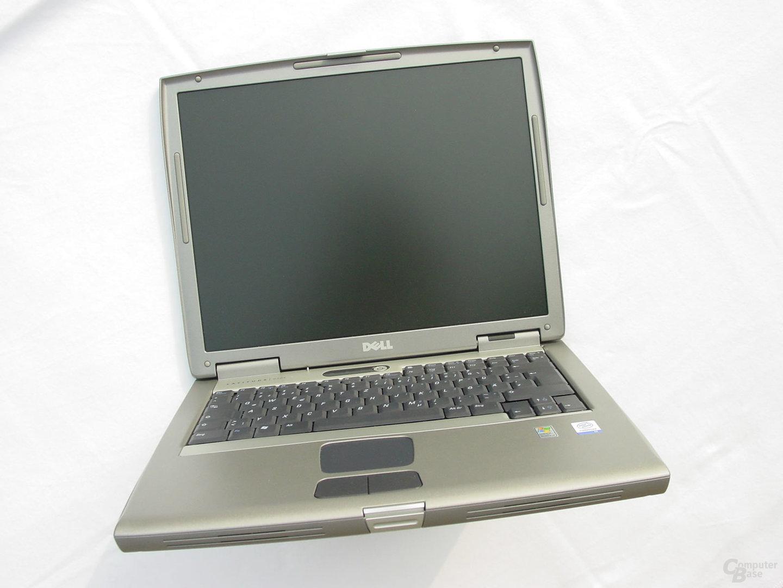 Dell Latitude D505 - offen