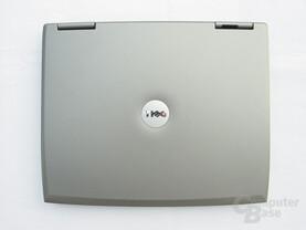 Dell Latitude D505 - Oberseite