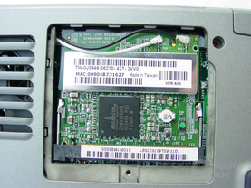 Dell Latitude D505 - WiFi Karte