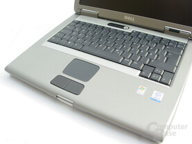 Dell Latitude D505 - Touchpad