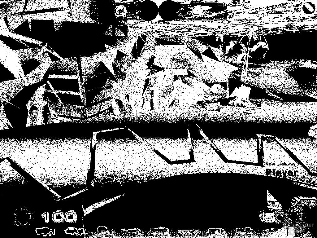 R9600 XT Bilinear-AF-vs-Full-Trilinear-AF