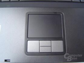 Asus M68Ne: Touchpad