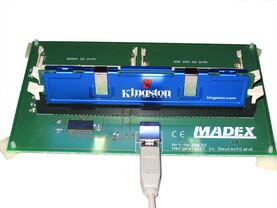 Madex Memory Finder erkannte Modul korrekt
