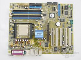 Asus A8V mit K8T800 Pro