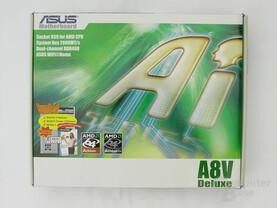 Asus AV mit K8T800 Pro
