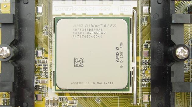 Athlon 64 FX-53 mit Sockel 939 im Test: Sockel wechsel dich!
