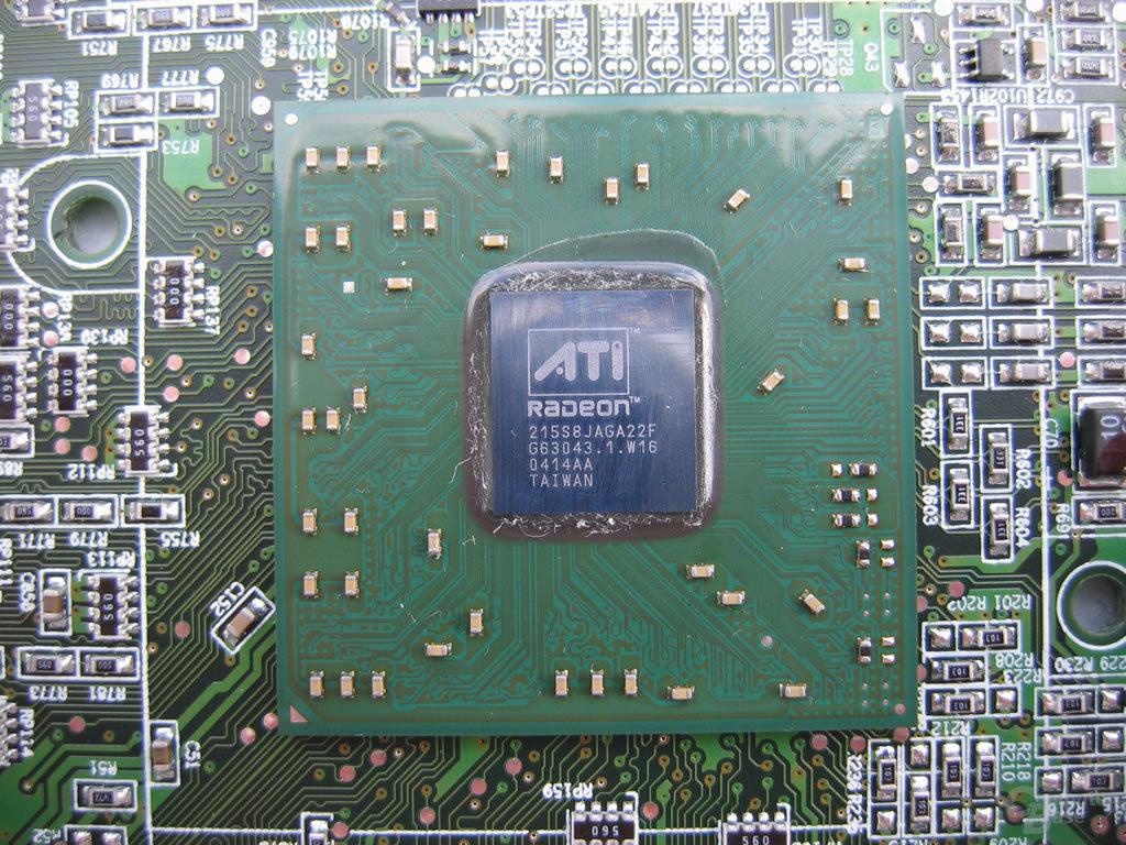 ATi RV380 Chip