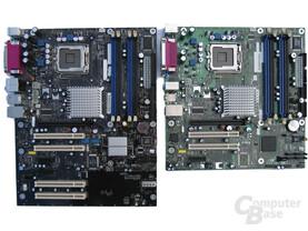 Intel D925XCV und D916GUX