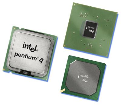 i915G mit Pentium 4 und ICH6