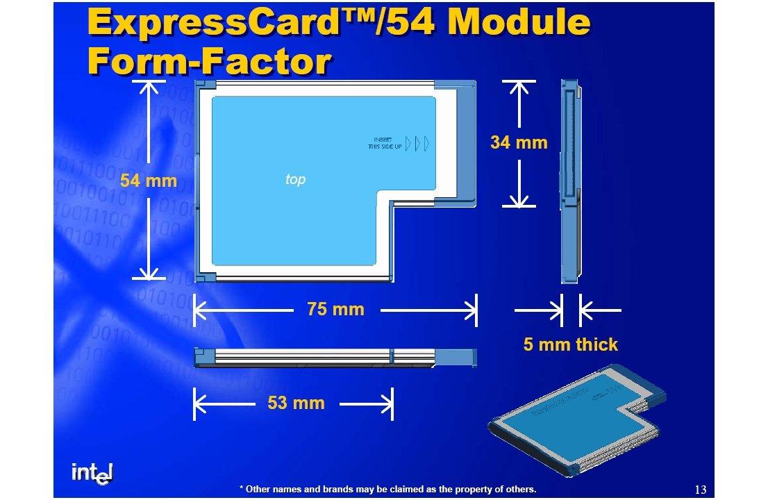 Express Card 54