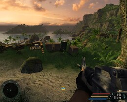 Far Cry 1.2 R360 SM 2.0 1280x1024 4xAA/8xAF