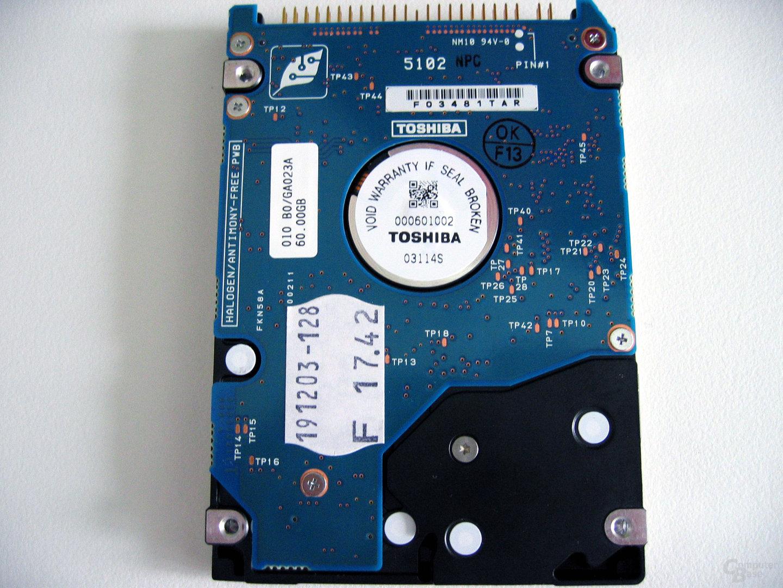 MK6021GAS Unterseite