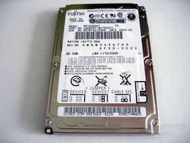 Fujitsu MHT2060AT