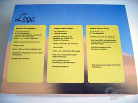 "Lingus Protektor 3,5"" hinten"
