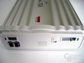 "Lingus Protektor 3,5"" Combo"