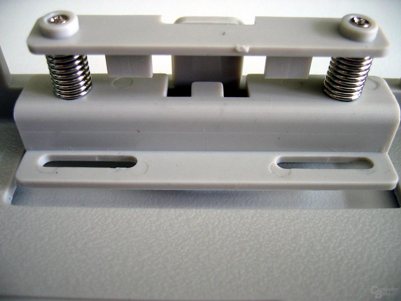 "Lingus Protektor 3,5"" Aufhängung"